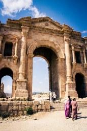 Hadrian's Triumphal Arch