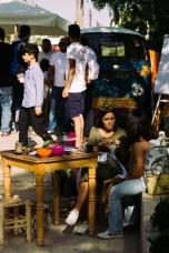 Local merchants demonstrate the diversity of culture in Amman